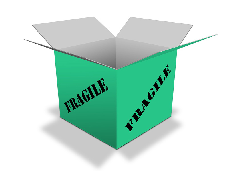 How to ship fragile items