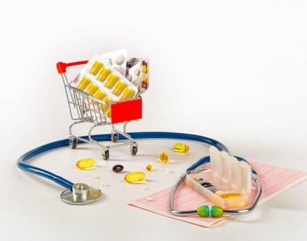 Medicine courier image