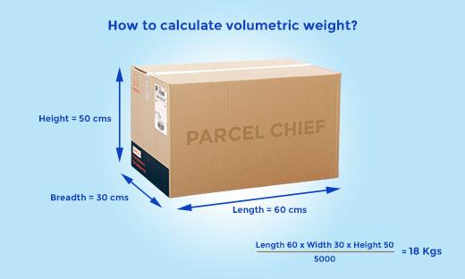 Volumetric Weight
